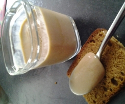 Crème dessert au pain d'épices
