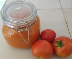 Variante du coulis de tomates