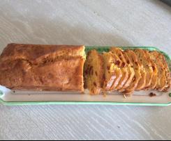 CAKE CHORIZO  POIVRON