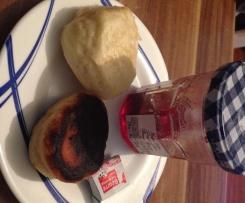 pain soufflé a la vapeur (dampfnudeln)
