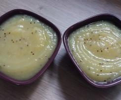 Compote pommes kiwis