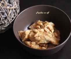 Poulet Mafé à la cacahuète