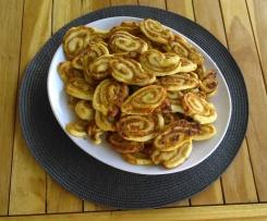 Roulés thon tomate parmesan