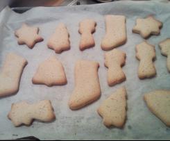 Biscuits de Noel de la Joie d'Hildegarde