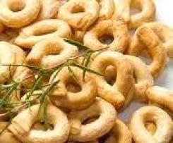 Taralli (biscuits secs italien)