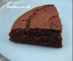 Gâteau au chocolat et farine d'orge mondé – IG bas