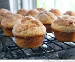 Muffins façon doughnut