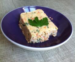 Terrine de surimi  (recette light / légère/ régime)