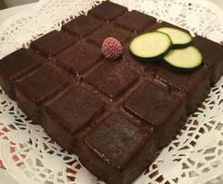 gâteau moelleux chocolat et courgette