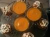 Cupcake / Muffin à la carotte et aux épices
