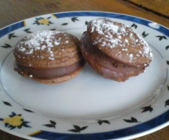 Whoopies tout choco
