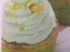 Cupcakes aux pistaches