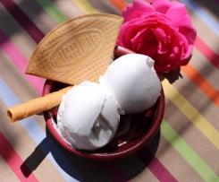 Crème glacée coco simplissime