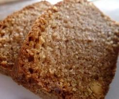 Quatre-quarts aux clémentines et pain d'épice