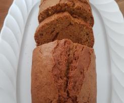 Cake potiron Pumpkin bread