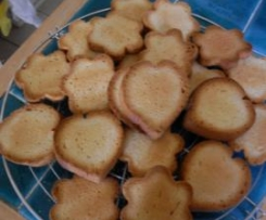 ptites biscottes maison