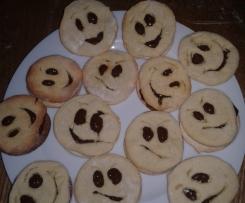 Smileys au Nutell*