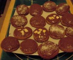 tendres gâteaux façon Granola