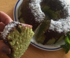 Gâteau menthe noix de coco cuisson varoma