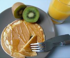 "Pancakes ""comfort foods"""
