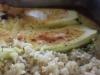 Courgettes farcies au fromage blanc - Méthode Montignac