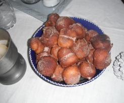 Beignet de carnaval aux pommes sans gluten