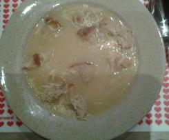 Soupe aux oignons