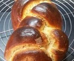 pain au lait a la fleur d'oranger