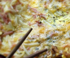 Omelette chinoise