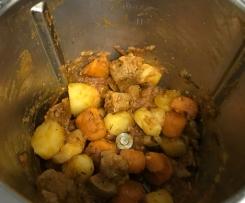 Boeuf Carottes et Pommes de terre