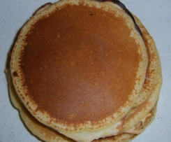 Pancakes (recette anglaise)
