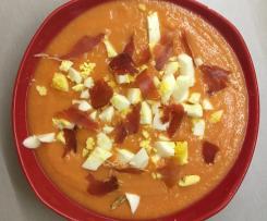 Salmorejo (soupe froide)