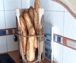 Des baguettes comme chez le boulanger
