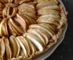 la tarte aux pommes de vovonne