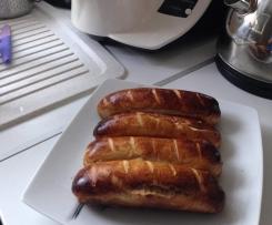 Baguettes viennoise