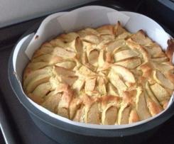 Gateau aux pommes du dimanche