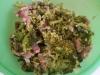 Brocolis aux lardons