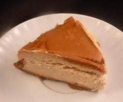 "Cheese cake ""tout"" speculoos"