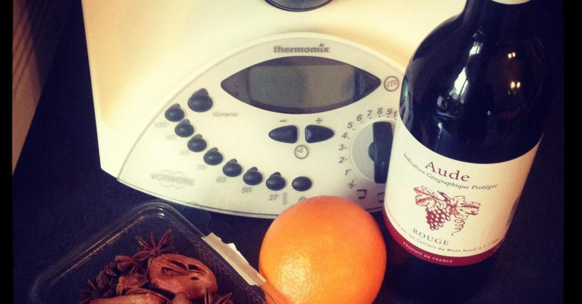 Vin chaud alsacien de no l par be mom une recette de fan - Recette vin chaud alsacien ...