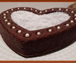 Fondant chocolat noix de coco