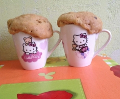 Mug cake choco / banane
