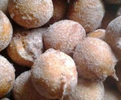 Beignets aux fromage blanc