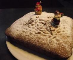 Gâteau de Noël aux épices