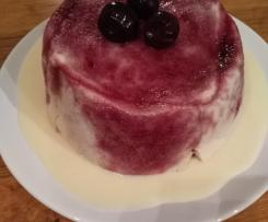 Pudding aux fruits d'été (Summer pudding)