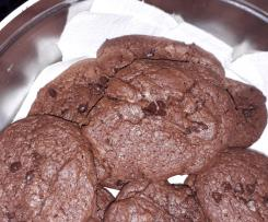 cookie tout choco