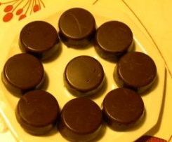 Crunchies chocolat / spéculos