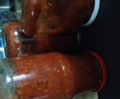 Sauce tomate sicilienne