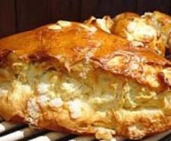 Craquelin liégeois ou pain gâteau au sucre