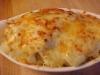 Gratin pommes de terre - chou fleur