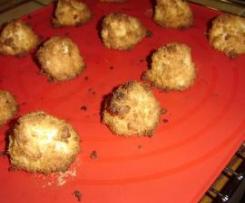 Rochers noix coco (Utilisation des Blancs d'oeufs)